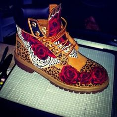 Timberland Boots - Any custom timberlands