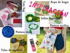 Dis Is Your Blog: Sellos vegetales ♥