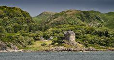 Duntrune Castle, Scotland