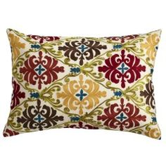 Embroidered Pillow- just bought this!
