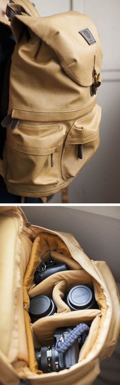 Camera Backpack / Langly