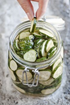 Momofuku Kirby Cucumber Pickle Recipe — Dishmaps