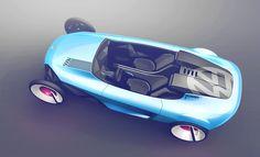 Volkswagen Moog on Behance