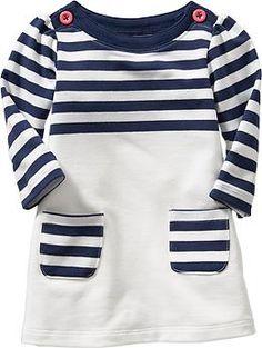 db0c08a005c Boat-Neck Fleece Dresses for Baby SEA SALT  16.94 Old Navy Nursery Themes