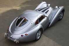 Very cool Australian Devaux Coupe.