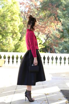 Midi Skirt by KTRcollection   KTRCOLLECTION   Pinterest   Blog ...