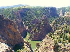 Black Canyon of the Gunnison National Park - Bing images