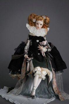 As Fashion Dolls de Alisa Filippova - Design Innova Fashion Dolls, Middleton Dolls, Enchanted Doll, Realistic Baby Dolls, Toddler Dolls, Paperclay, Little Doll, Doll Maker, Ooak Dolls