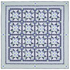 Star Crossed Kit by Deb Grogan of the Quilt Factory