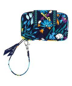 Another great find on #zulily! Midnight Blues Smartphone Wristlet #zulilyfinds