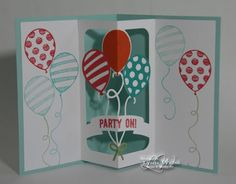 LW Designs: Crazy Cake & Balloon Adventures