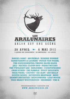 Arlon est une Scène - du 28 avril au 6 mai 2012
