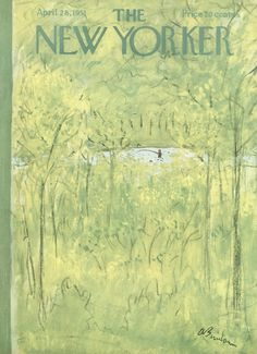 The New Yorker - Saturday, April 28, 1951 - Issue # 1367 - Vol. 27 - N° 11 - Cover by : Abe Bimbaum