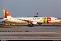 Airbus A321-211 CS-TJE 1307 Frankfurt Rhein-Main Int'l Airport - EDDF TAP PORTUGAL