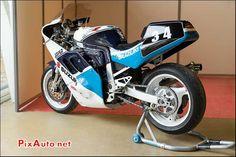 Salon Moto Legende, Suzuki 750 GSX-R Hypersport