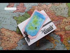 Tarjeta Trotamundos, colores entrampados