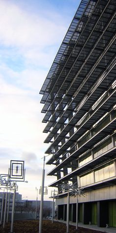 École nationale de cirque | Lapointe Magne architectes et urbanistes et associés | Montréal | Canada | 2001 | photo par archiviewpoint