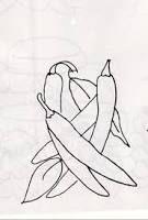 Resultado de imagem para Desenhos/de/pimenta/para/bordar