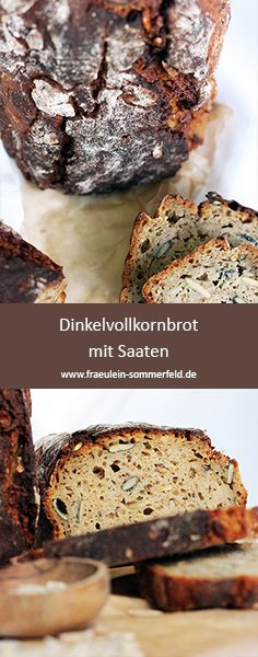 Welch ein tolles Gefühl, wenn man zu einem gemütlichen Vesper sein selbstgebackenes Brot essen kann oder seinem Kind ein selbstgebackenes Brot in die Vesperbox packen kann.