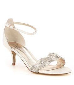 Jannisen Chiffon Dress Sandals It7ZgH