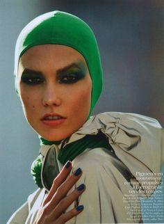 Karlie Kloss for Vogue Paris March 2012