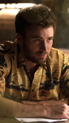 Chris Evans || Gifted