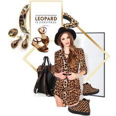 """Spot-On: Leopard Print"" by betiboop8 on Polyvore"