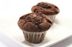 Schokoladenmuffins - Schokomuffins - Rezept