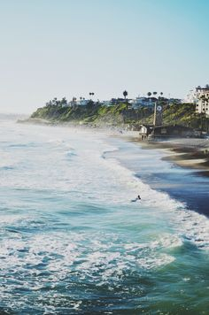 Wanderlust :: Travel the World :: Seek Adventure :: Free your Wild :: Photography & Inspiration :: See more Untamed Beach + Island + Mountain Destinations :: San Clemente, CA Oh The Places You'll Go, Places To Travel, Places To Visit, Travel Destinations, Summer Vibes, Beach Please, The Beach, Beach Town, Ocean Beach