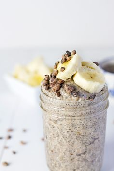 I can't wait to try this Chocolate Banana Chia Seed recipe! It's super easy!