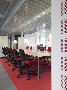 The Ministry of Agriculture Offices - The Hague - Office Snapshots