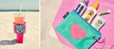 Beach Approved: 12 Essential Beach Bag Items