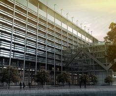 Shanghai Zhangpu Civic Center / Kalarch Design Group