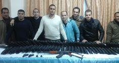حصرى وبالصور ضبط شحنة سلاح بالقوصية - بوابة صعيد مصر الإخبارية