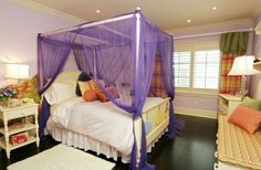 canopy bed | Decorating A Romantic Canopy Bed: Ideas & Inspiration