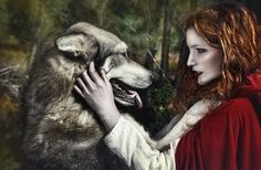 Red Riding Hood 3 by ~Costurero-Real on deviantART