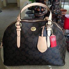 coach black purse outlet xwct  Love, love, love this coach bag!***