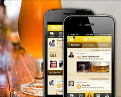 Untappd for iPhone and Android