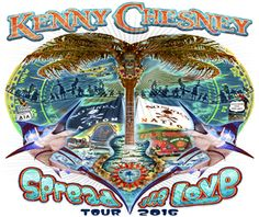 """Kenny Chesney """"Spread the Love"""" tour Tickets on SALE!   Macaroni Kid"""