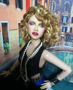 #Madonna Doll by #CyGuy