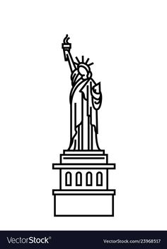 Golden Lion Statues - - - Statues Face Art - Angel Statues Photography - Statues Of Liberty Illustration Statue Of Liberty Drawing, Around The World Theme, Statue Tattoo, Unicorn Coloring Pages, Stone Statues, Angel Statues, Flyer, Graphic Patterns, Silhouette