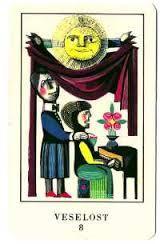 Výsledek obrázku pro Vladimír Tesař Tarot, Tarot Cards