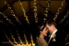 Amazing #wedding photography at Caswell House. Tom Weller Photography. Lights: OakwoodEvents. #weddinghour