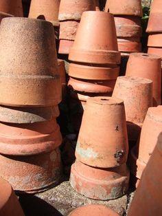 How to Cut Terracotta Pots in Half