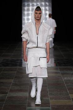 Asger Juel Larsen x The Last Conspiracy Boy Fashion, High Fashion, Mens Fashion, Fashion Design, Nordic Fashion, Fashion Goth, Fasion, White Outfits, Trendy Outfits