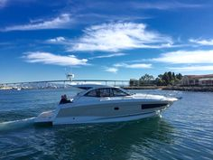 The #Leader36 #powerboat by #jeanneau #yachts for more information on this new 2016 #boat #forsale in #SanDiego #california please feel free to contact me at any time. #IanVanTuyl #IVTYachtSales #CruisingYachts #JeanneauDealer for the #WestCoast