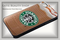 Starbucks Case For iPhone 5c, iPhone 5s, iPhone 5, iPhone 4/4s, Galaxy S3 or Galaxy S4- Customize Your Own Case