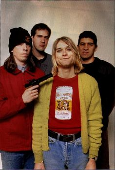Nirvana- what a picture!