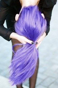 I think I'd actually like to try this colour, not usually a purple fan but this is beautiful