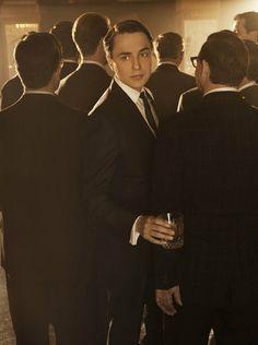 """Vincent Kartheiser in """"Mad Men"""""""